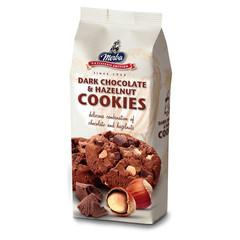 Печенье песочное Merba с горьким шоколадом и фундуком 200 г