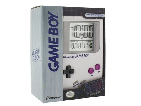 Часы-будильник GameBoy Alarm Clock