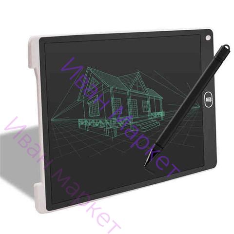 Графический планшет для рисования 12 дюймов