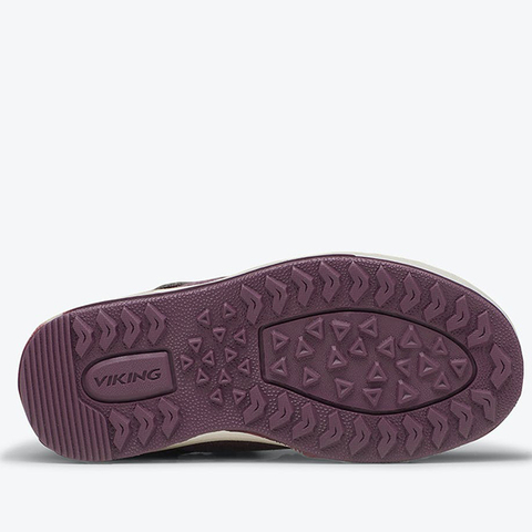 Ботинки Viking для девочек Laila Mid GTX Plum