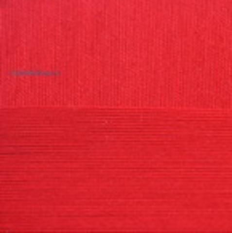 Пряжа Цветное кружево Красный 06 (Пехорка) купить в интернет-магазине