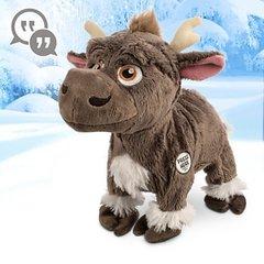 Холодное сердце интерактивная игрушка олень Свен