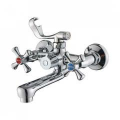 Смеситель ZOLLEN ROSTOCK RO61421041 для ванны, с коротким изливом
