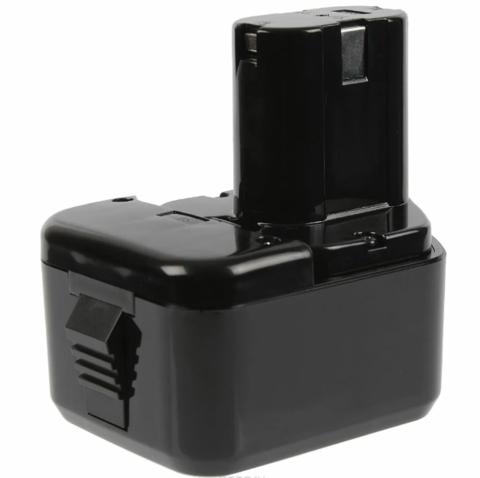 Аккумулятор для шуруповертов Hitachi 12.0В, 2.0Ач, NiCd