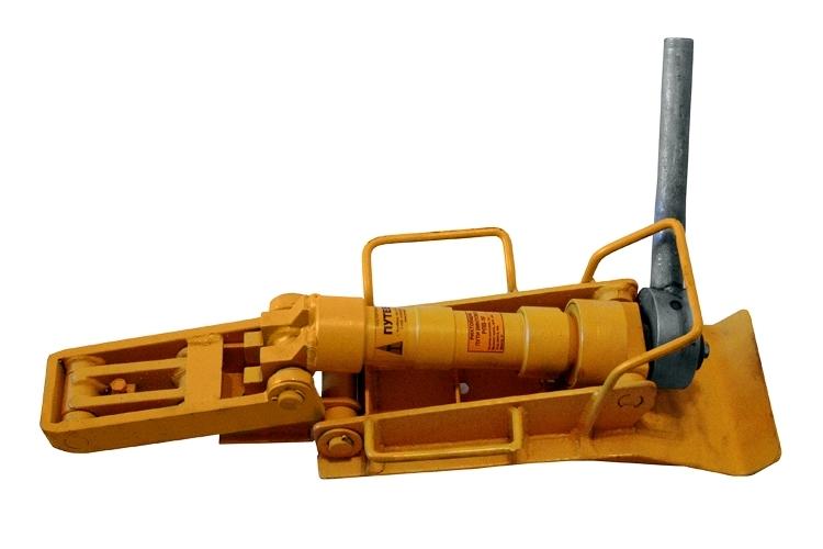 Рихтовщик пути винтовой РПВ-10