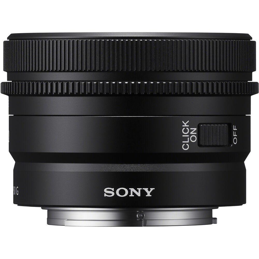 Объектив Sony FE 50 мм f/2.5 G очень компактен и весит всего лишь 174 г