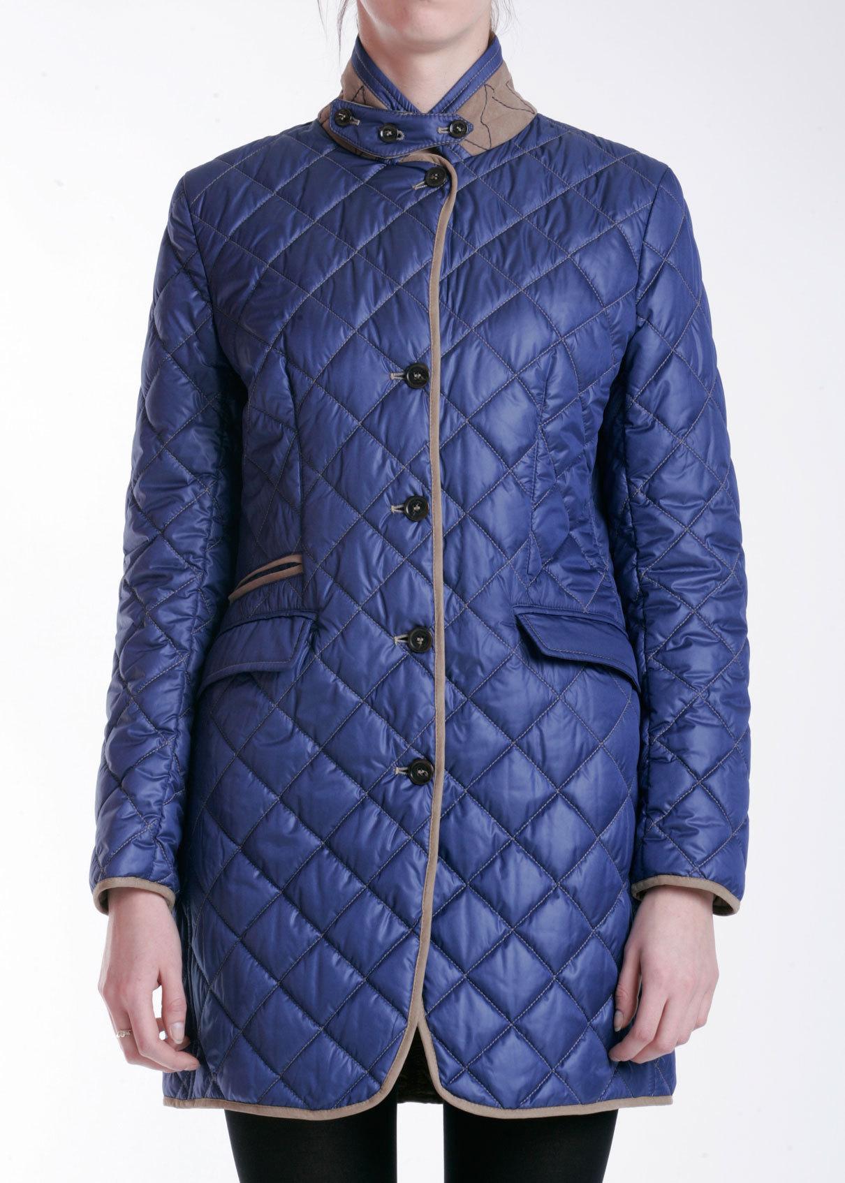 Пальто стеганое MABRUN