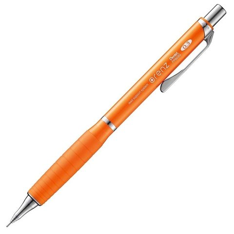 Pentel Orenz Rubber Grip XPP603G-F - купить механический карандаш с доставкой по Москве, СПб и РФ в интернет-магазине pen24.ru