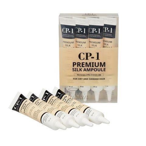 Esthetic House Cp-1 Premium Silk Ampoule ампулы для сухих и поврежденных волос