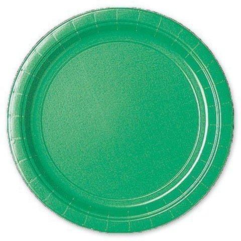 Тарелка Festive Green 17см 8шт/A