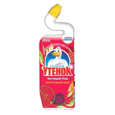 Средство ТУАЛЕТНЫЙ УТЕНОК Фруктовый бум 750 мл SC Johnson РОССИЯ