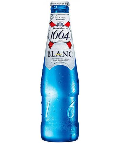 Пивной напиток Кроненбург 1664 Бланк Алкомаркет 0,46л