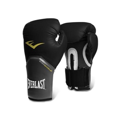 Перчатки боксерские Pro Style Elite Everlast чёрные