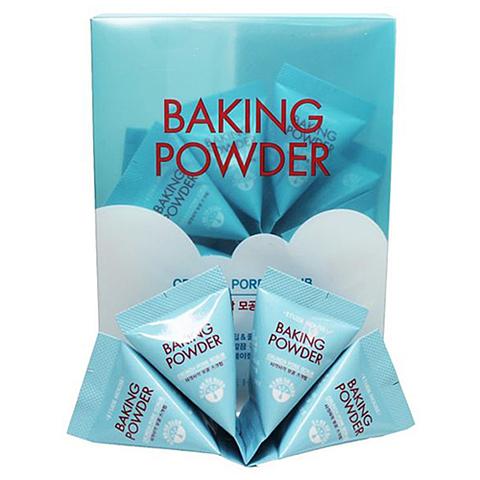 Etude Скраб для лица с содой в пирамидках - Baking powder crunch pore scrub