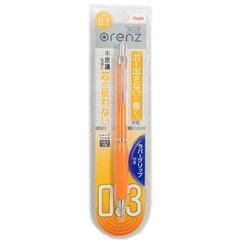 Pentel Orenz Rubber Grip XPP603G-F - самый широкий выбор японских механических карандашей в интернет-магазине pen24.ru