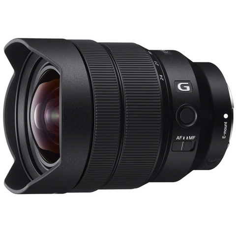 Объектив Sony FE 12-24mm f/4 G (SEL1224G) купить в Sony Centre Воронеж