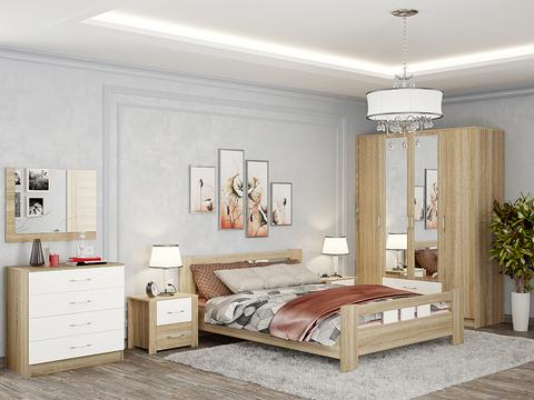 Модульная система для спальни Сопрано