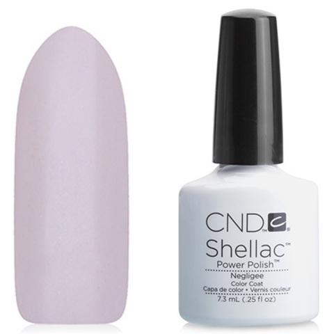 Гель лак CND Shellac Negligee 7.3 мл купить за 900руб