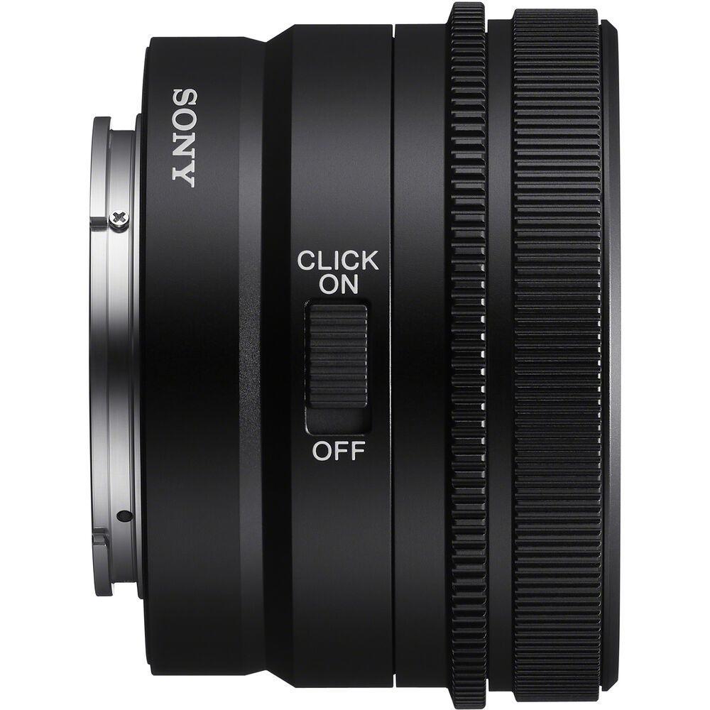 Купить объектив Sony FE 50 мм f/2.5 G для беззеркальной камеры Alpha