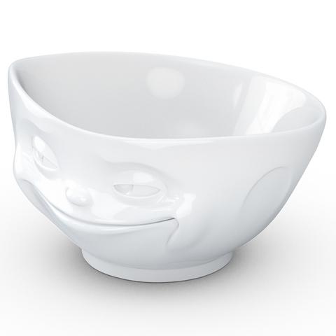 Чаша Tassen Grinning 500 мл белая
