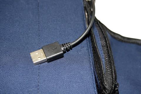 Сиденье с инфракрасным обогревом RedLaika RL-S-02, с USB разъёмом