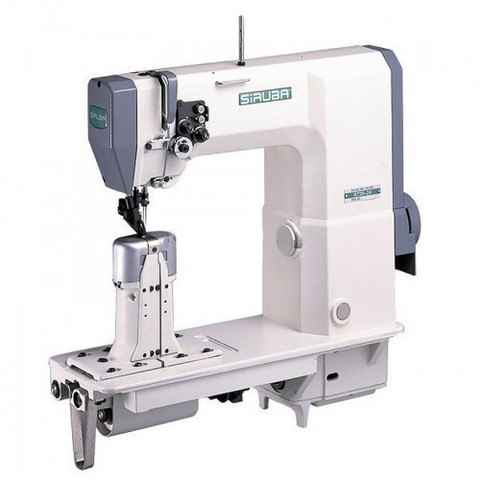 Колонковая швейная машина Siruba R728K-16 | Soliy.com.ua