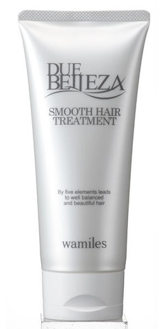 Сыворотка-кондиционер Wamiles Due Belleza Smooth Hair Treatment, 200 мл