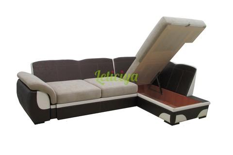 Угловой диван Престиж 2
