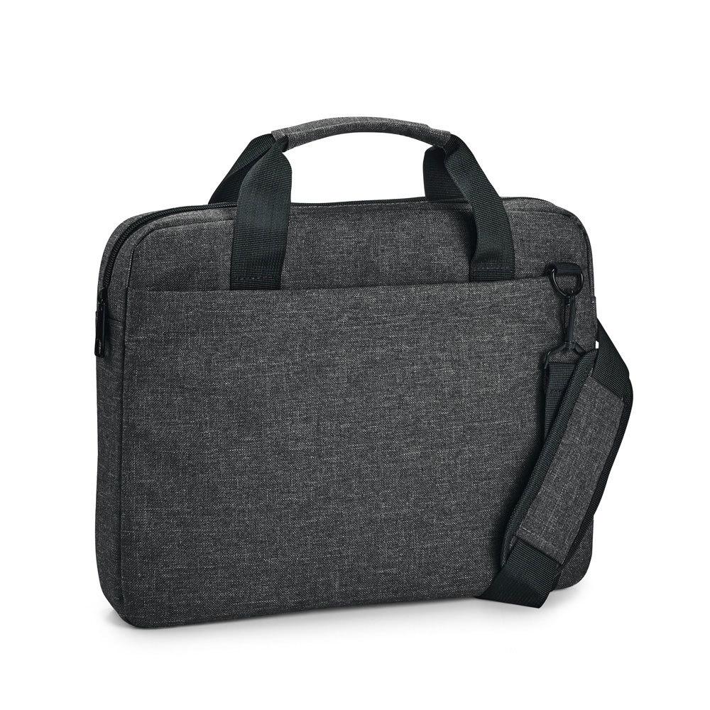 Drika Laptop Bag, dark grey