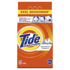 Порошок стиральный автомат Tide 6 кг (отдушки в ассортименте)