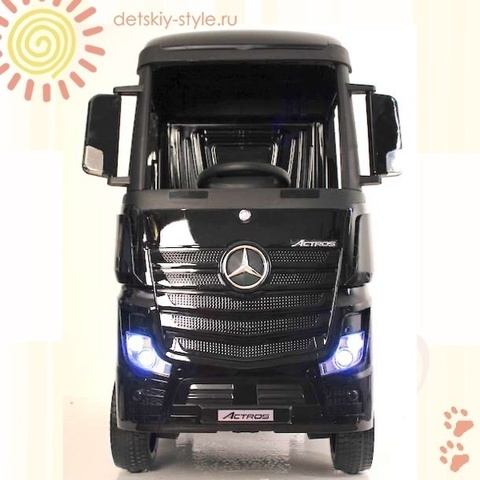 Фура Mercedes-Benz Actros 4WD (HL358)