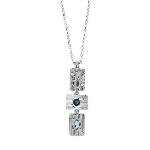 Сотуар Egiza Silver Blue XGR501 BL/S