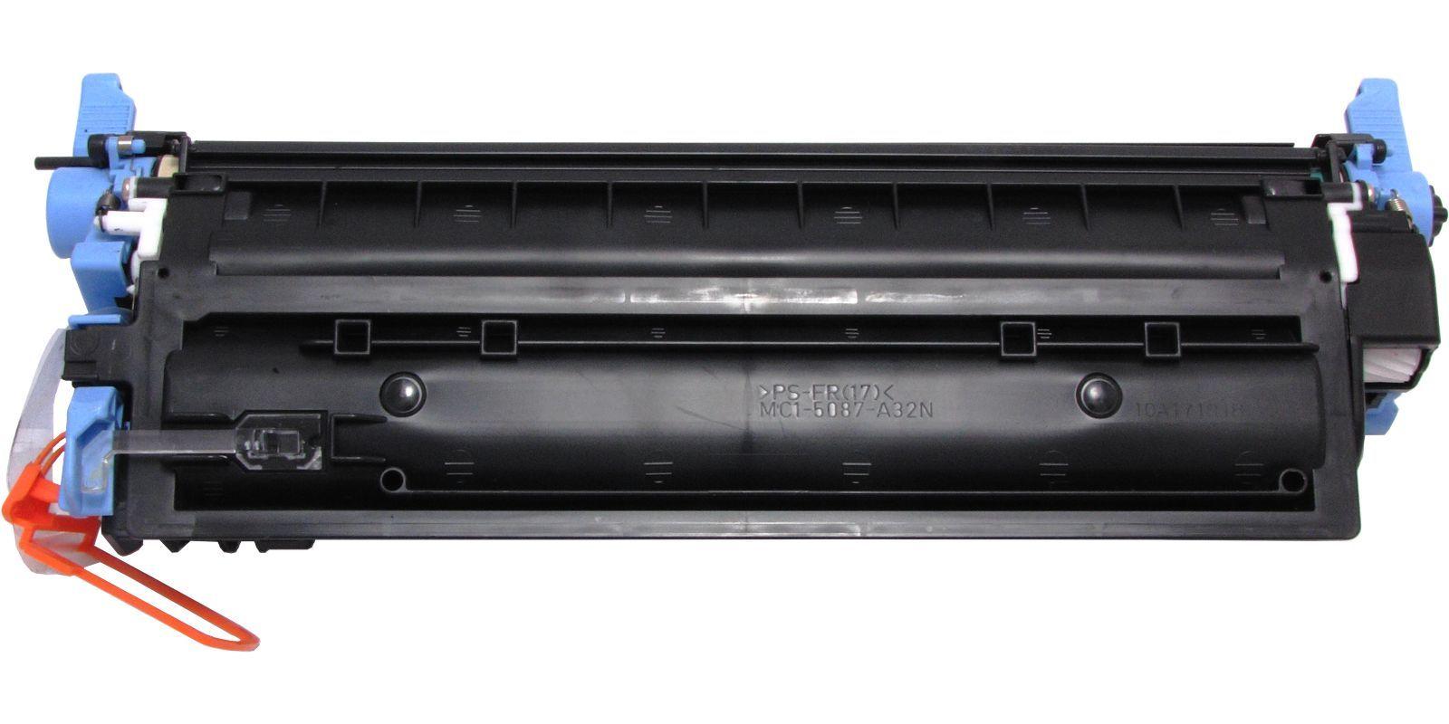 Картридж лазерный цветной MAK© 124A Q6000A CARTRIDGE-307/707/107 черный (black).
