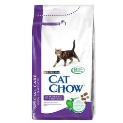 Cat Chow Hairball Control 1,5кг.