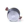 4304 FISSMAN Diamond Grey Кастрюля  4,5 л / 24 см,