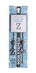 Bookmark Book Keepers  Letter - Z