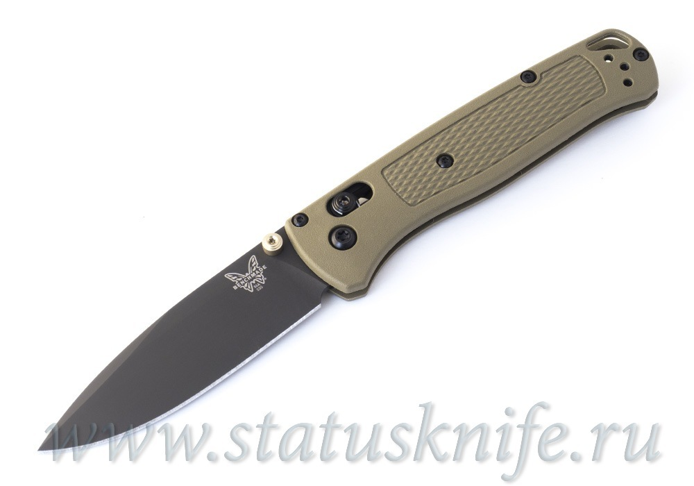 Нож Benchmade BUGOUT 535GRY-1