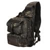 Однолямочный рюкзак подсумок Protector Plus X-209 Темный камуфляж