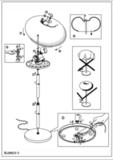 Настольная лампа Eglo OPTICA 86816 7