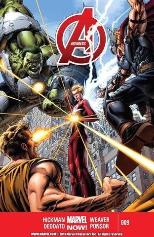 Avengers #9 (2013)
