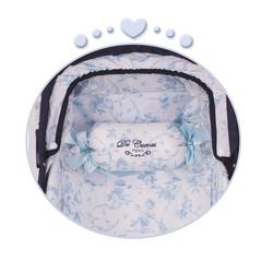 DeCuevas Коляска с сумкой серии Романтик, 68см (87025)