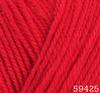 Пряжа Himalaya DOLCE MERINO 59425 (красный)