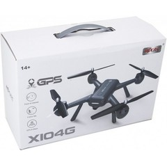 Квадрокоптер MJX X104G с камерой Full-HD, весом до 250 г - MJX-X104G