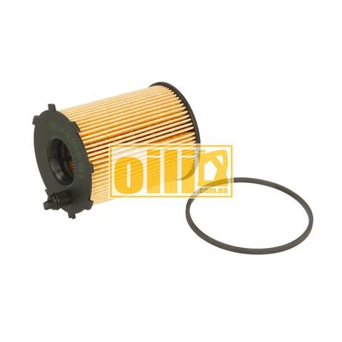 Фільтр масляний (вставка) Delsa DE459E (Citroen, Ford, Peugeot)