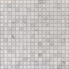Мозаика Dolomiti bianco MAT 15x15x4 305х305