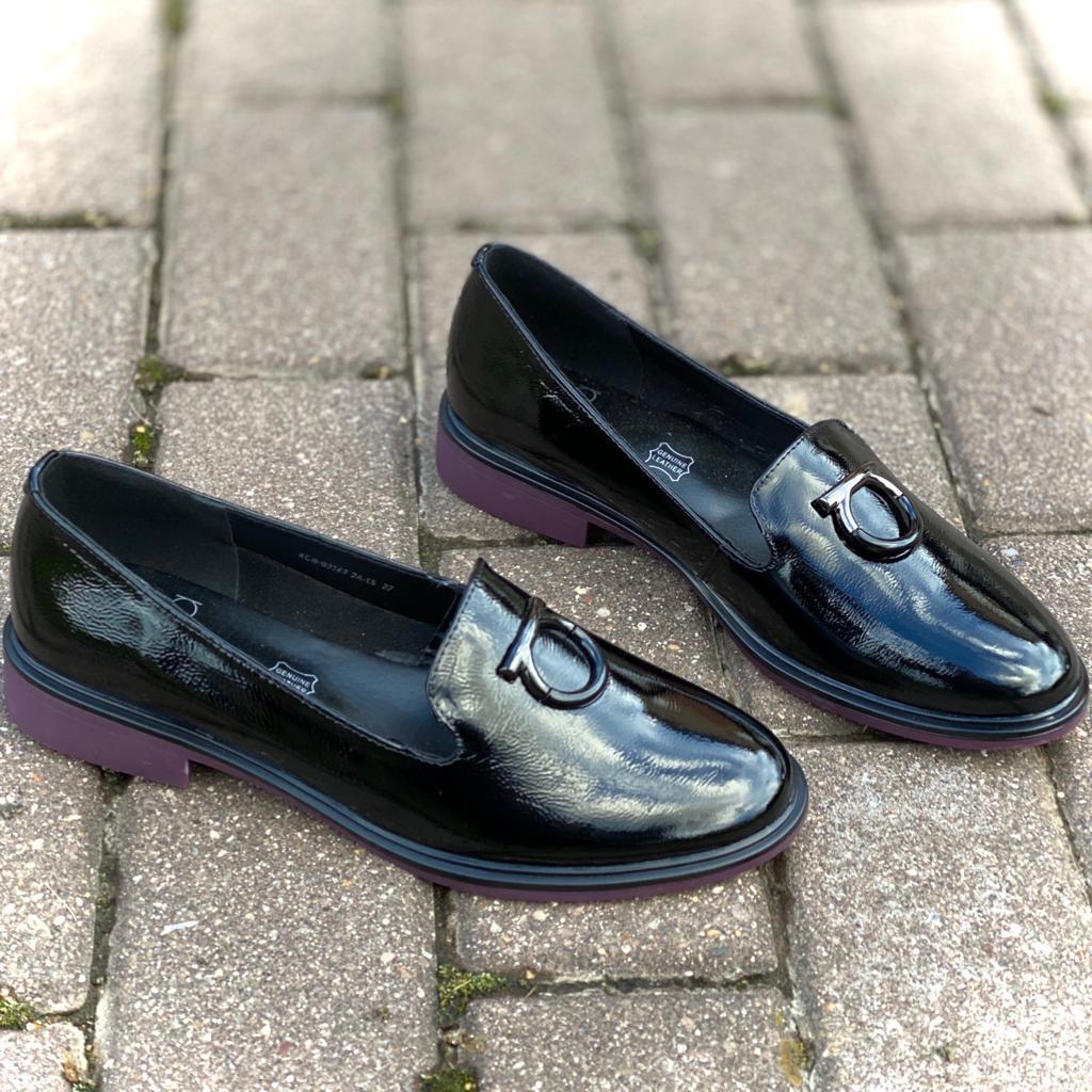 Madella Туфли MAD-02167-2A-LS черн