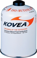 Баллон резьбовой Kovea для газовой горелки 450 (изобутан/пропан 70/30)