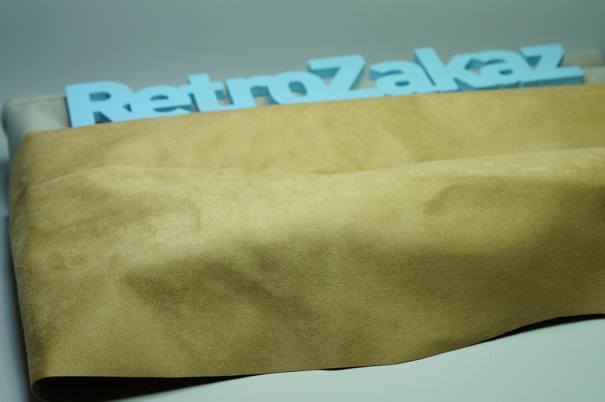 Обшивка потолка Газ 21 алькантара бежевый