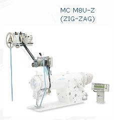 Фото: Устройство для верхней подачи резинки (тесьмы) с размотчиком, в сборе. Под зиг-заг MC M8U-Z