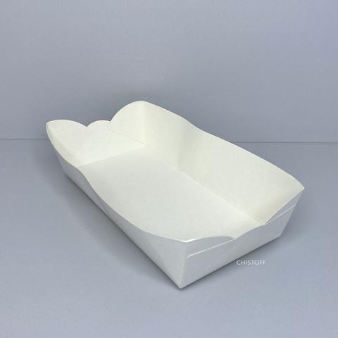 Лоток для суши 220х45х100 мм белый